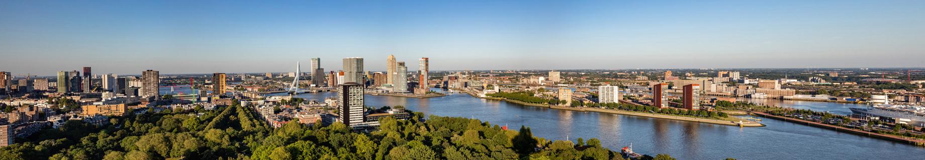 Rotterdamse vlag bestellen