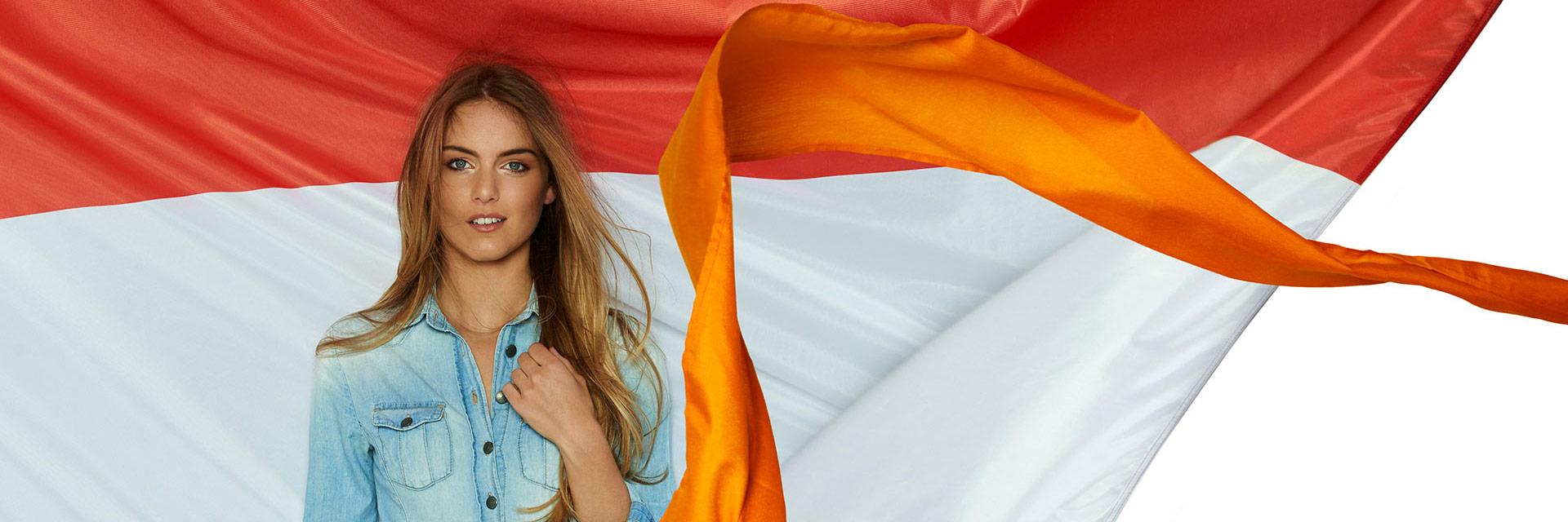 Nederlandse vlag bestellen