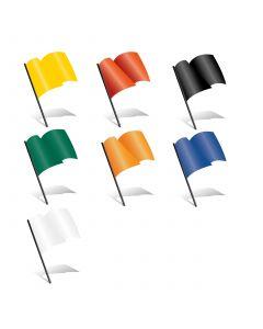 Effen vlaggen