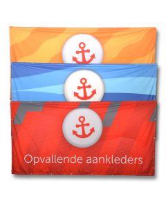 Bouwhekdoek - Vlaggendoek - 175x335cm