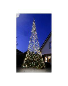 Fairybell 1200 MULTI COLOUR kerstmastverlichting voor 6 meter mast