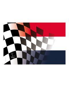 De enige echte Finishvlag Nederland