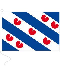 Tafelvlag Friesland 10x15 cm