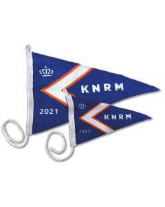KNRM jaarwimpel 2021 set van 10 stuks