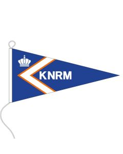 KNRM wimpel voor binnenvaart 50 x 100 cm