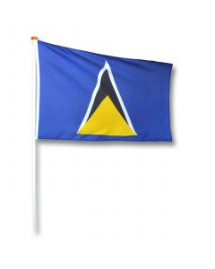 Vlag Sint-Lucia