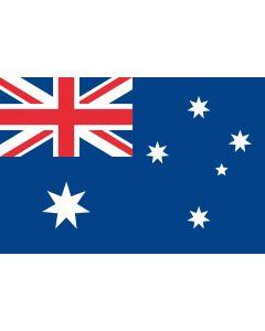 Vlag Australie - Glans