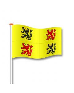 Vlag Henegouwen