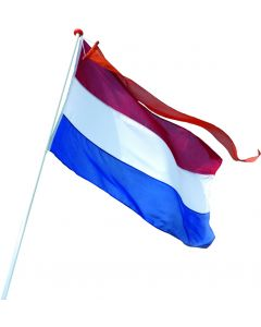 Vlag Nederland 100x150 cm.