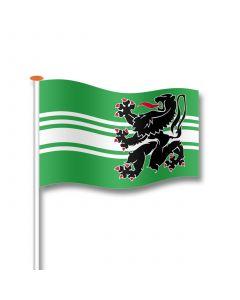 Vlag Oost-Vlaanderen