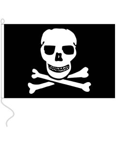 Vlag piraat