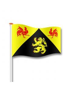 Vlag Waals-Brabant