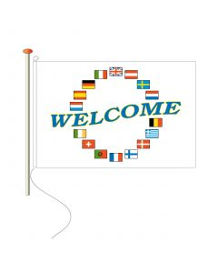 Welcome-vlag