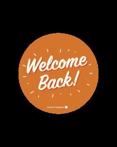 Welcome Back! pakket
