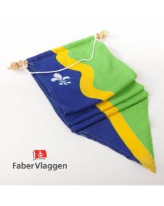 Wimpel Flevoland bestellen