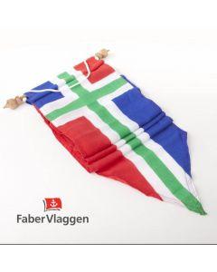 Wimpel Groningen bestellen