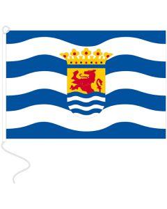 Tafelvlag Zeeland   10X15 cm