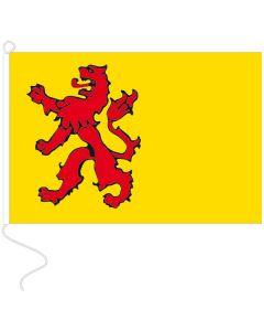 Tafelvlag Zuid-Holland  10x15 cm