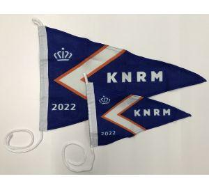 KNRM jaarwimpel 2022 - set van 10 stuks