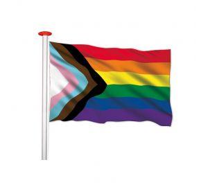 Progress Pride vlag