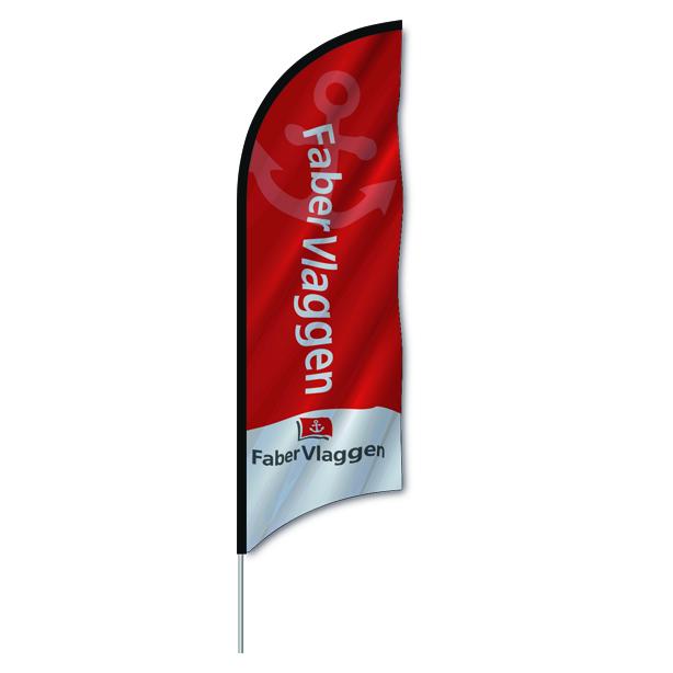 Beachflag Aventos Standard