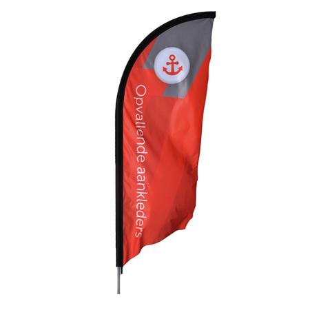 Beachflag Aventos standaard - Los doek