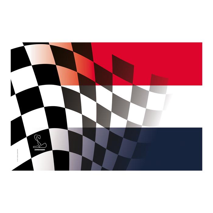 Racevlaggen
