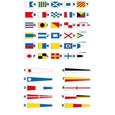 Scheepvaartvlaggen
