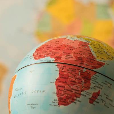 Vlaggen Afrika