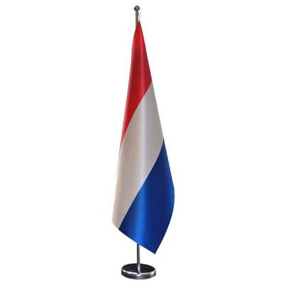 Ceremonie vlaggen